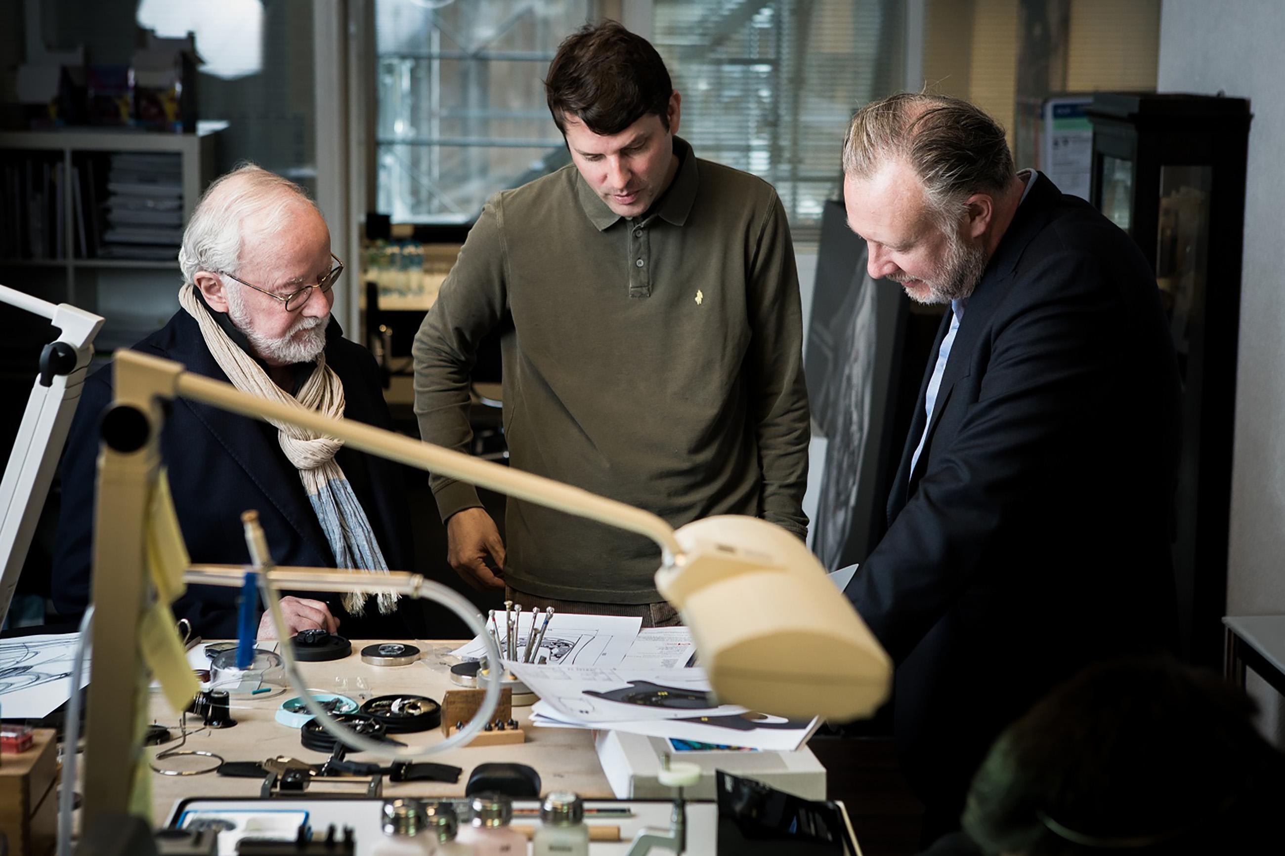 Laurent Ferrier, Felix Baumgartner & Martin Frei copy