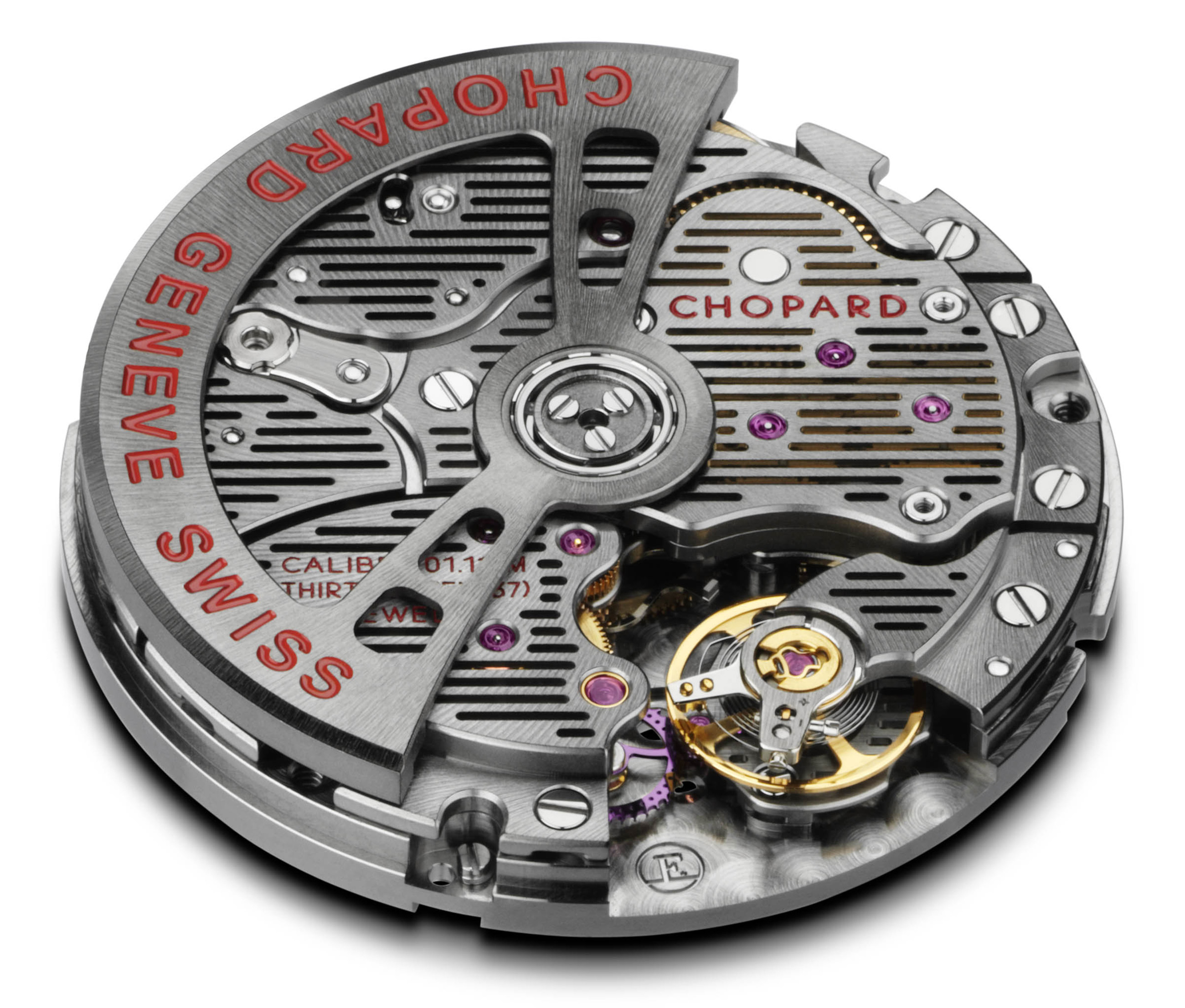 Calibre Chopard 01.11-M - 1 copy