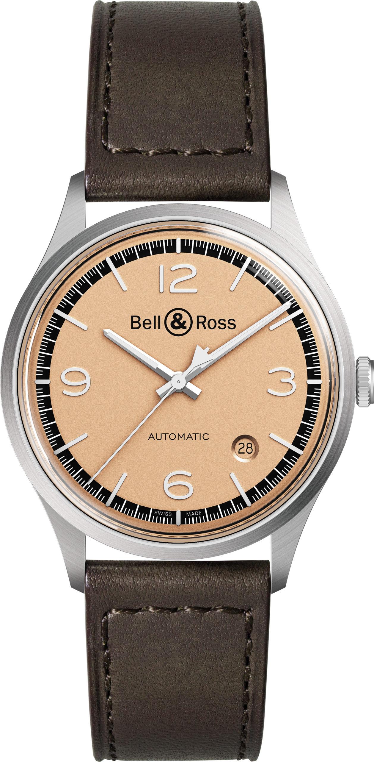 "Bell & Ross ""Vintage Bellytanker"""