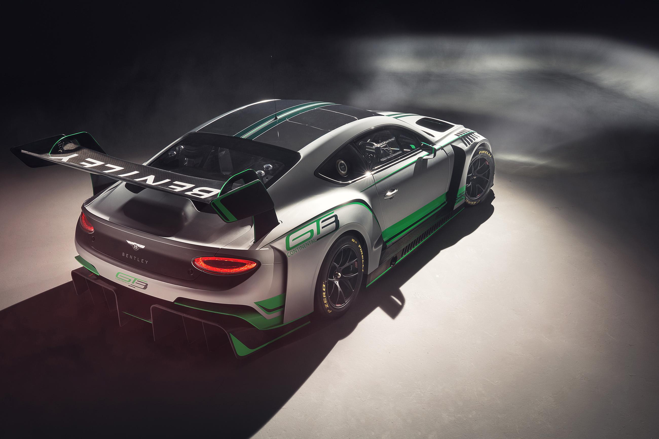 New Bentley Continental GT3 - 5 copy