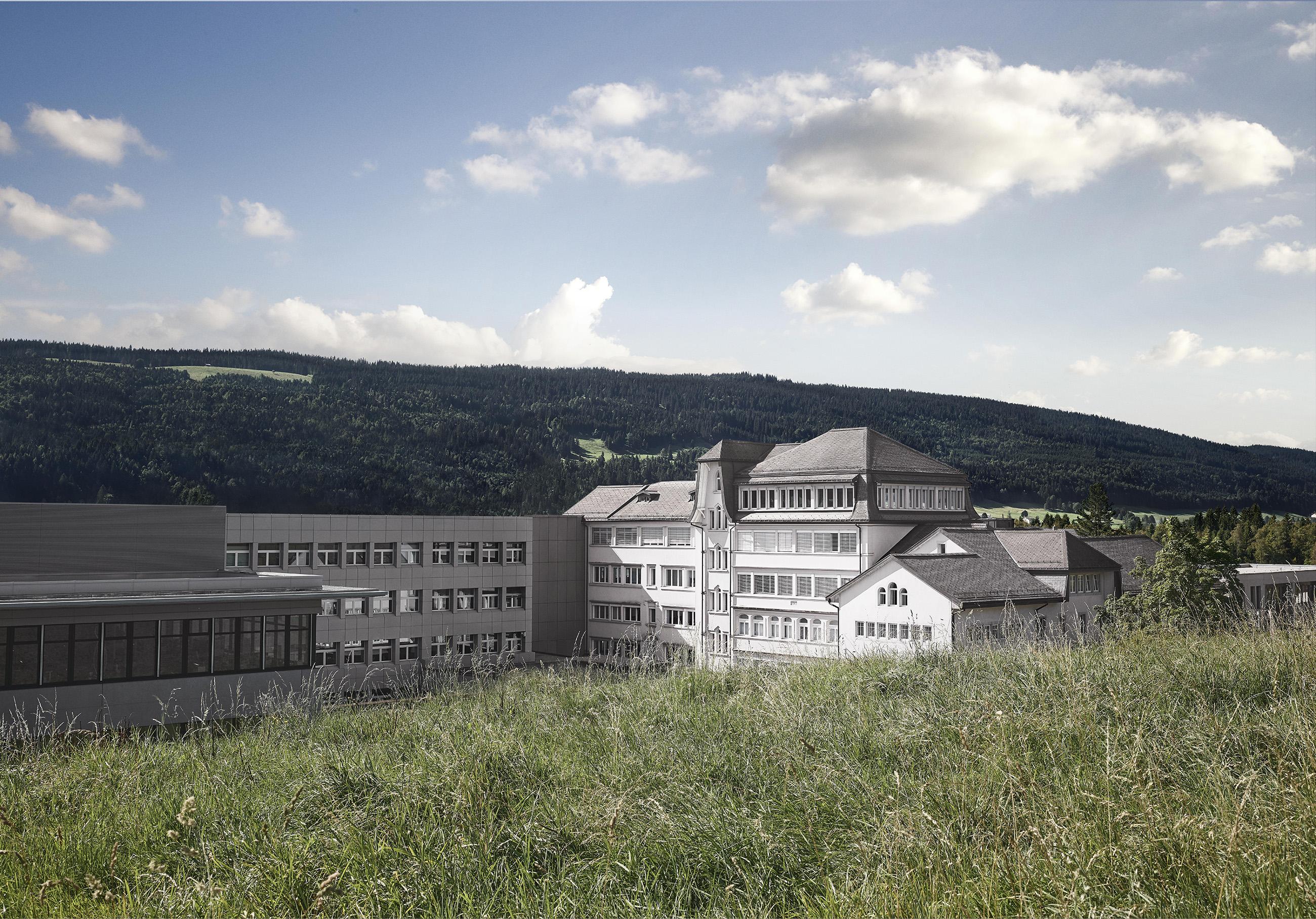 Jaeger-LeCoultre Manufacture Vallée de Joux