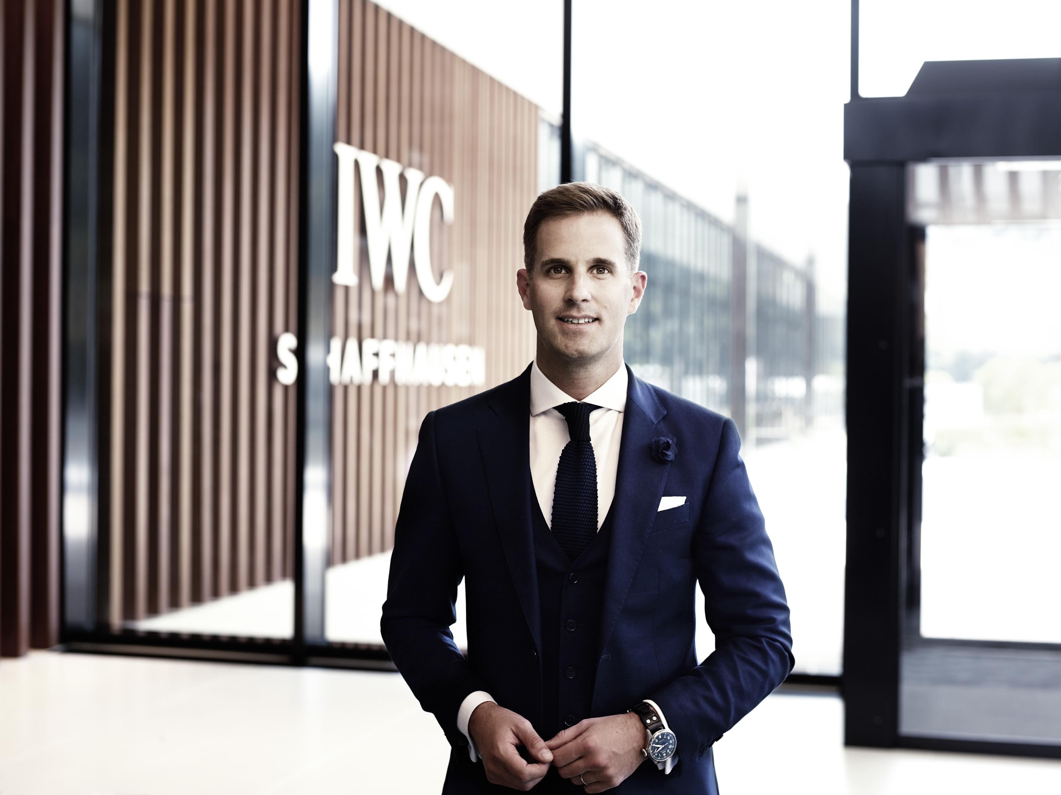 IW CEO Christoph Grainger-Herr