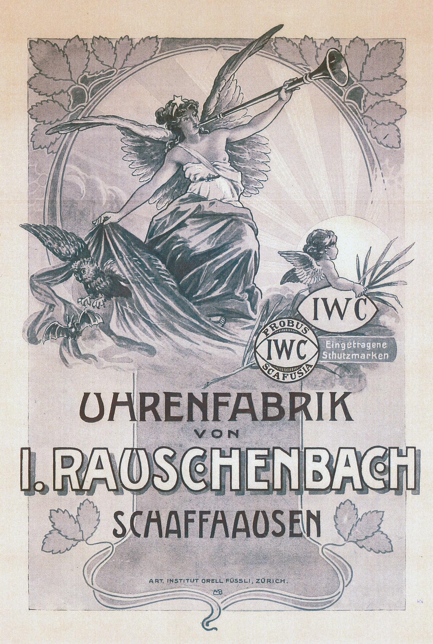 IWC Catalog 1906_1910_Cover