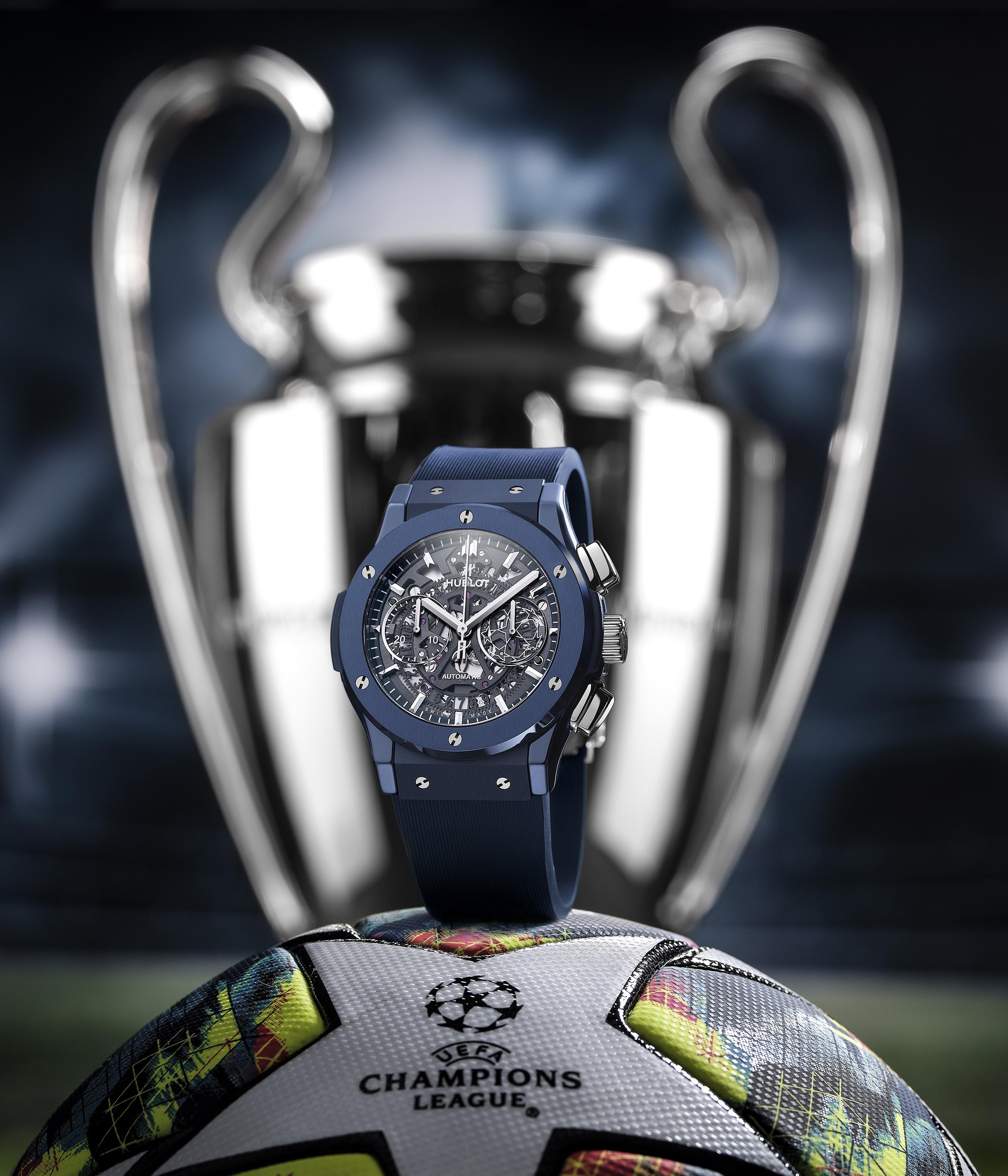 Classic Fusion Aerofusion Chronograph UEFA Champions League (5)