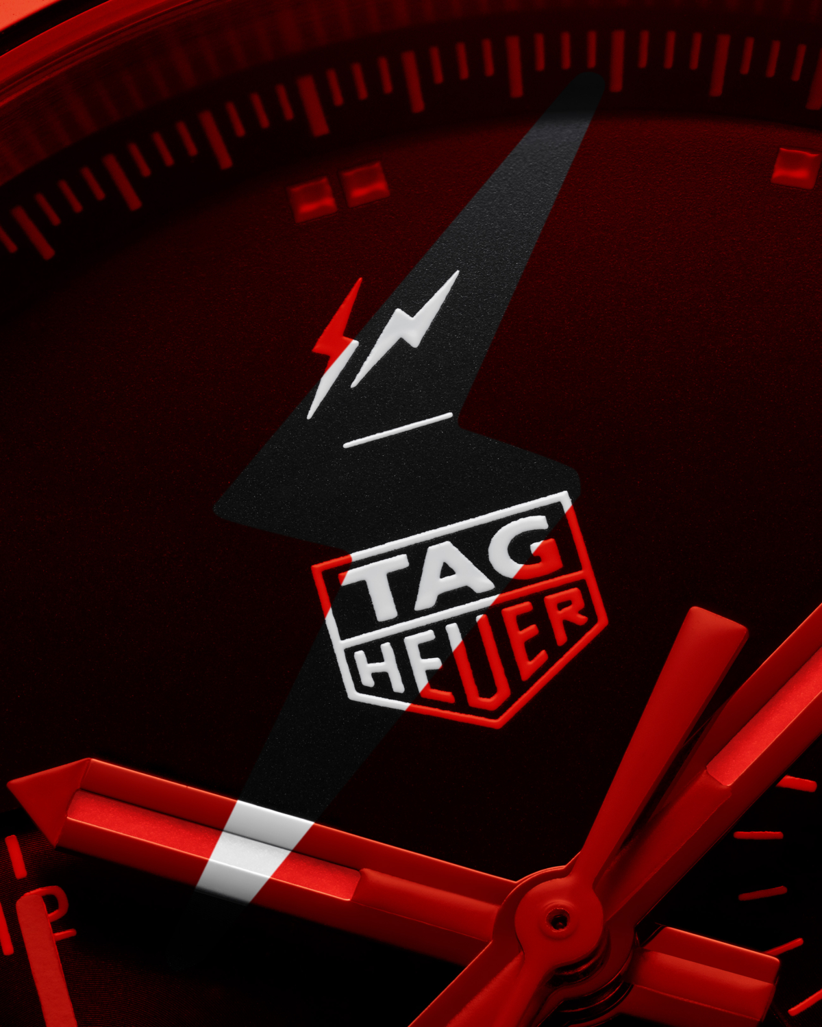 TAG Heuer x Fragment