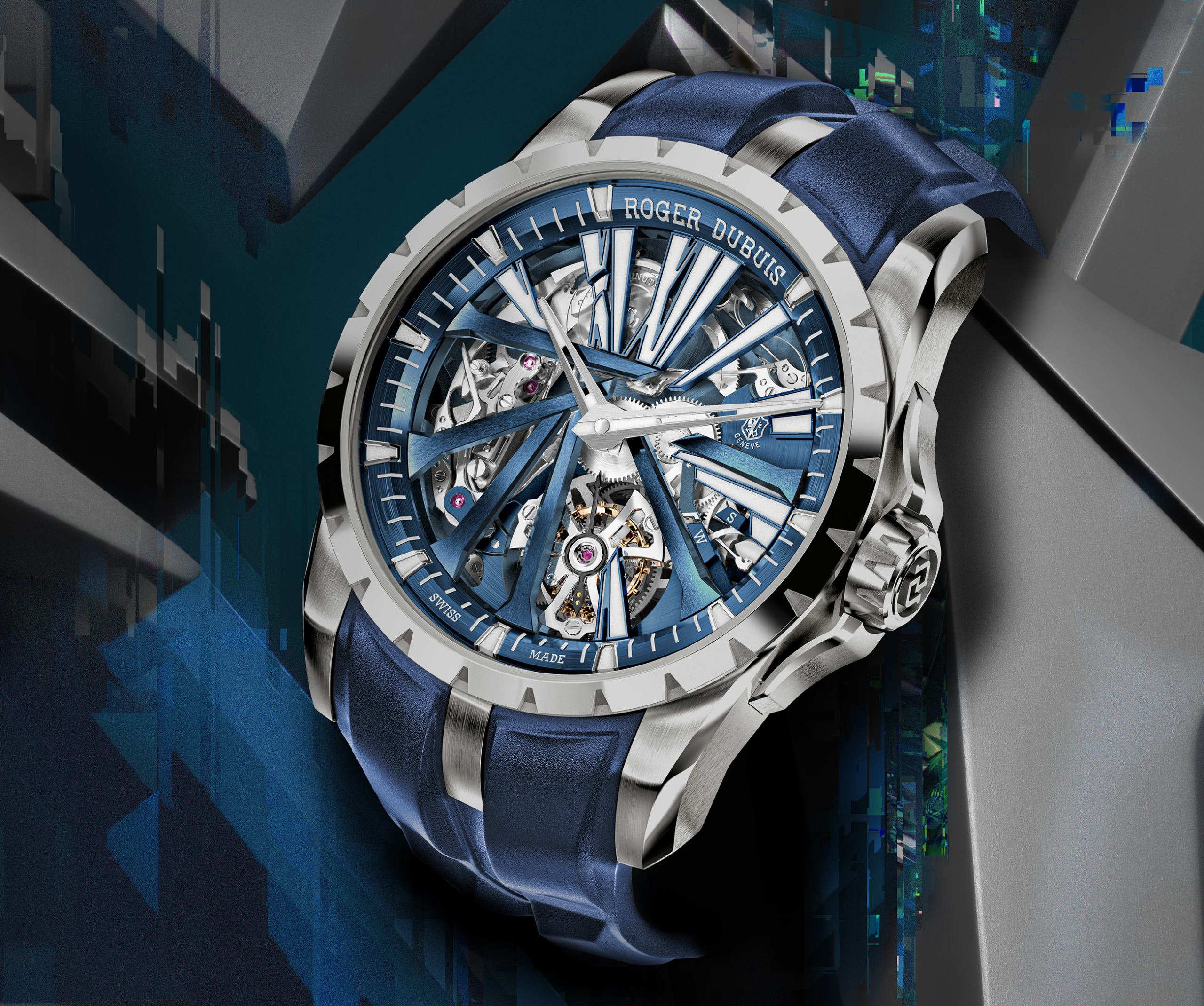 Roger Dubuis Exalibur Diabolus in Machina