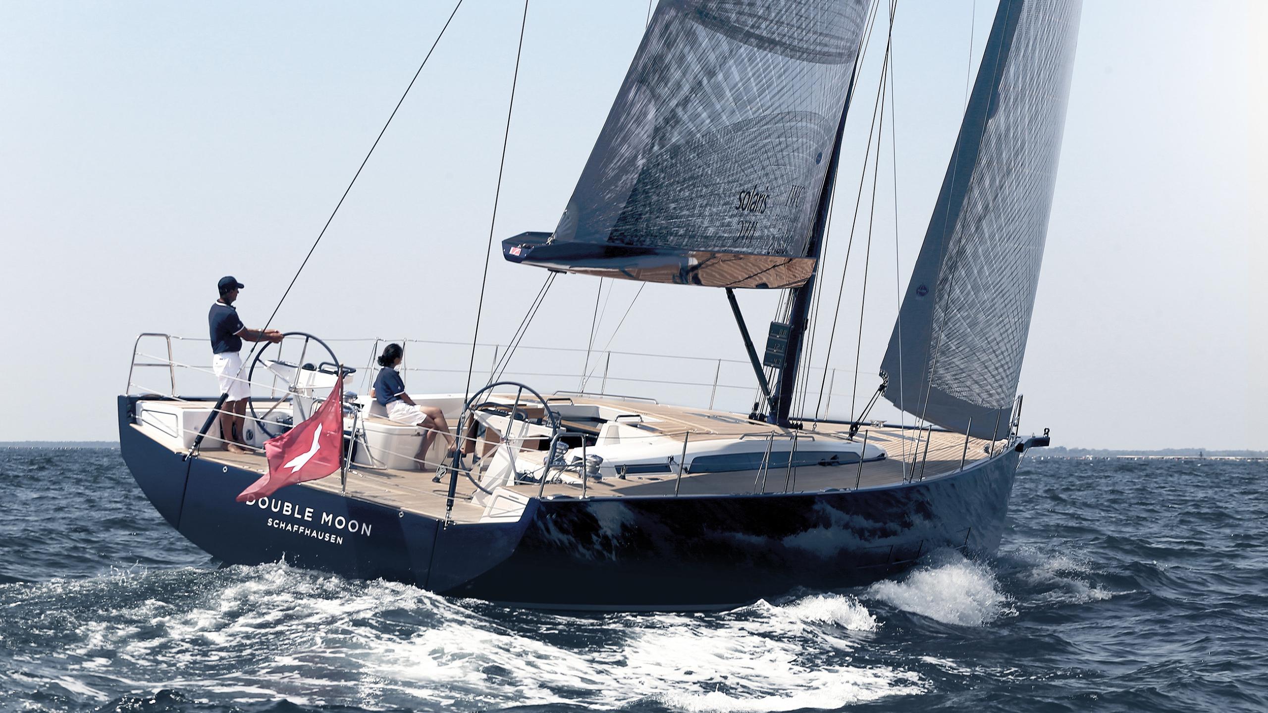 IWC y Solaris Yachts