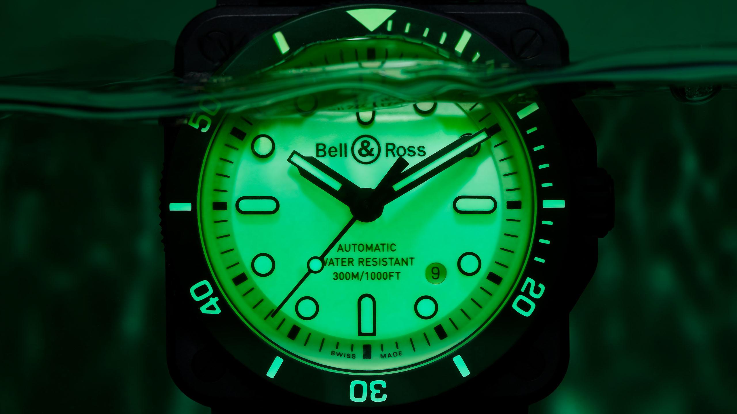 Bell&Ross BR 03-92 Diver Full Lum