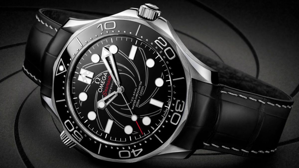 Omega Seamaster 007 numbered edition