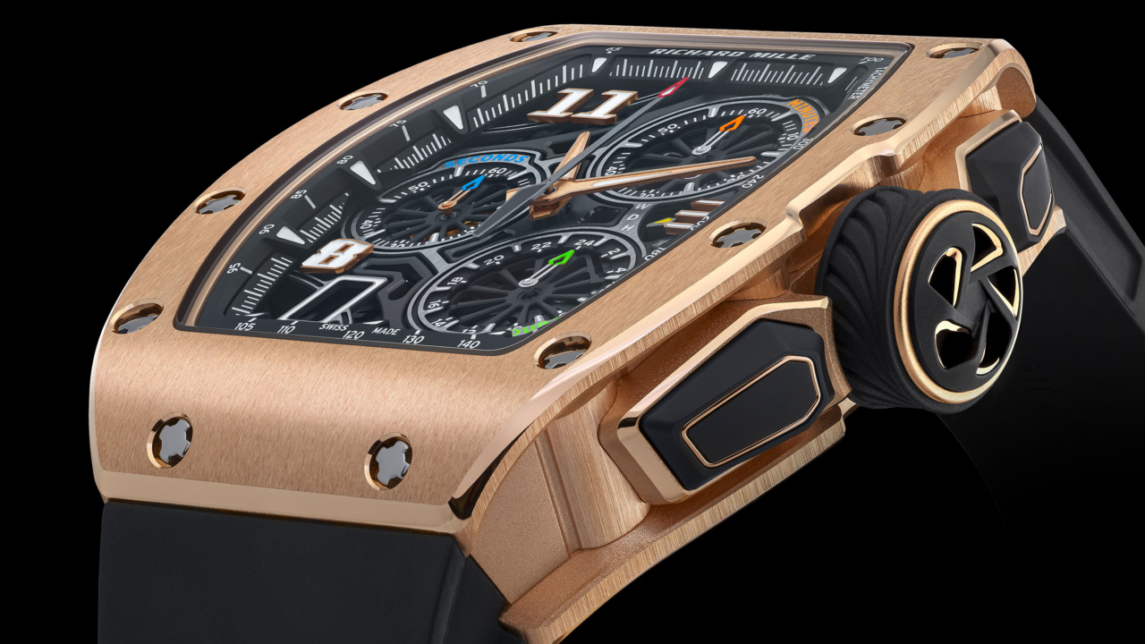 Richard Mille RM72 Flyback