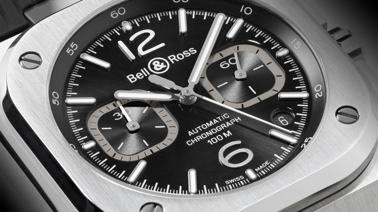 Bell & Ross BR 05 Chrono