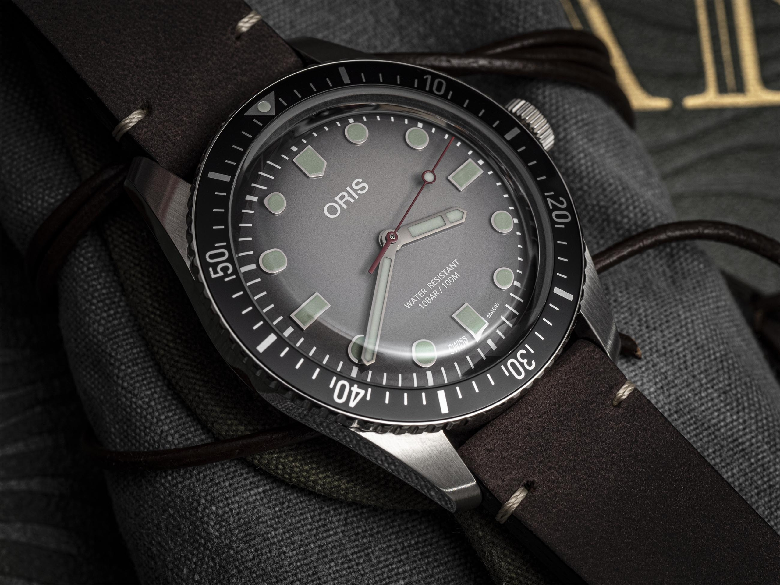 Spirit of Sixty-Five by Oris