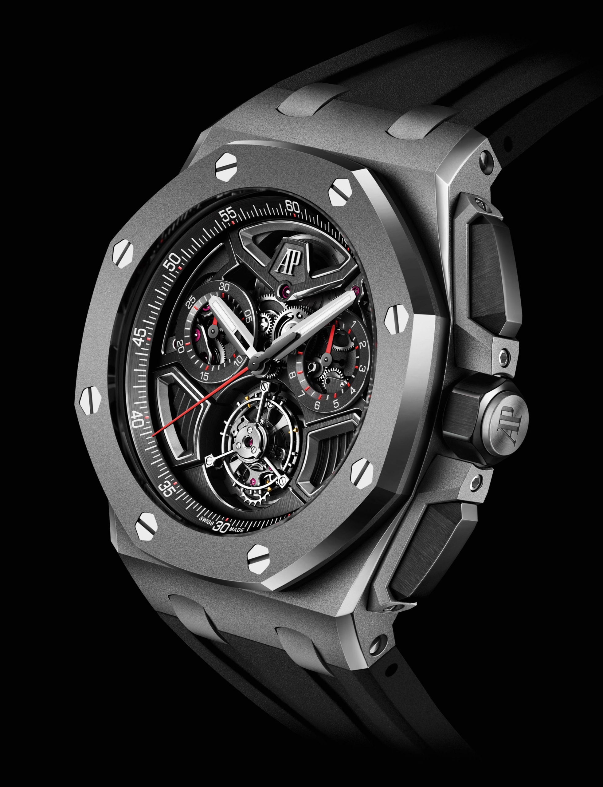 Audemars Piguet Offshore Flyback Tourbillon