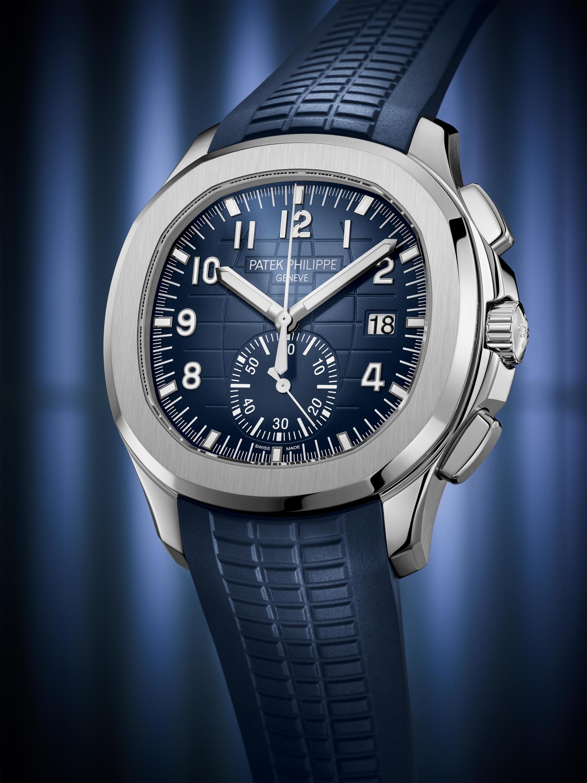 Patek Philippe Aquanaut Chronograph