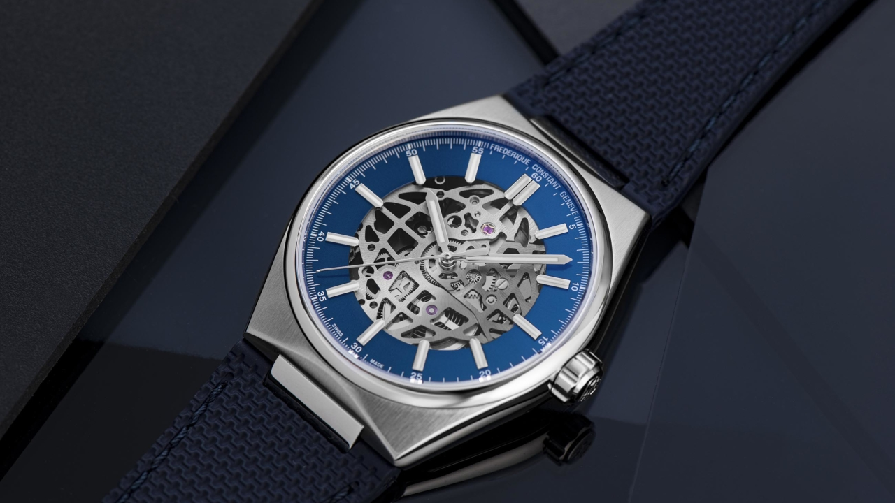 Frederique Constant Highlife Automatic Skeleton